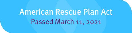 The American Rescue Plan Act also further extended the Employee Retention Tax Credit program for nonprofits.]